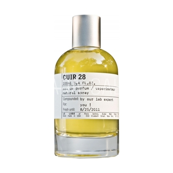 LE LABO Cuir 28 The Dubai Exclusive
