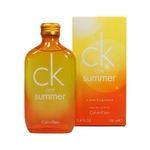 CALVIN KLEIN CK One Summer 2010